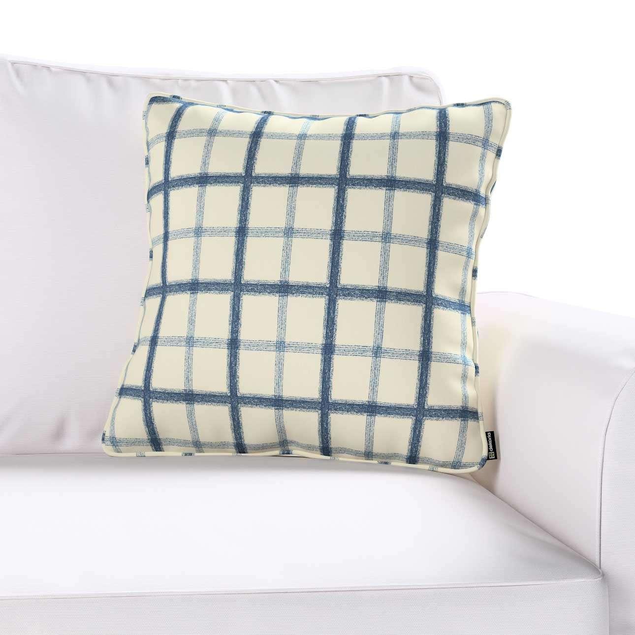 Poszewka Gabi na poduszkę 45 x 45 cm w kolekcji Avinon, tkanina: 131-66