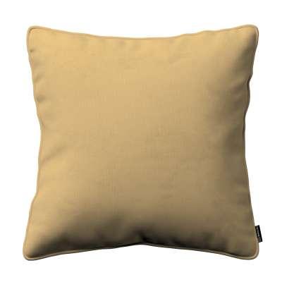 Poszewka Gabi na poduszkę 160-93 piaskowy szenil Kolekcja Living II