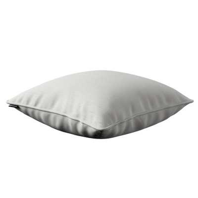 Poszewka Gabi na poduszkę 159-06 ciepły biały Kolekcja Linen