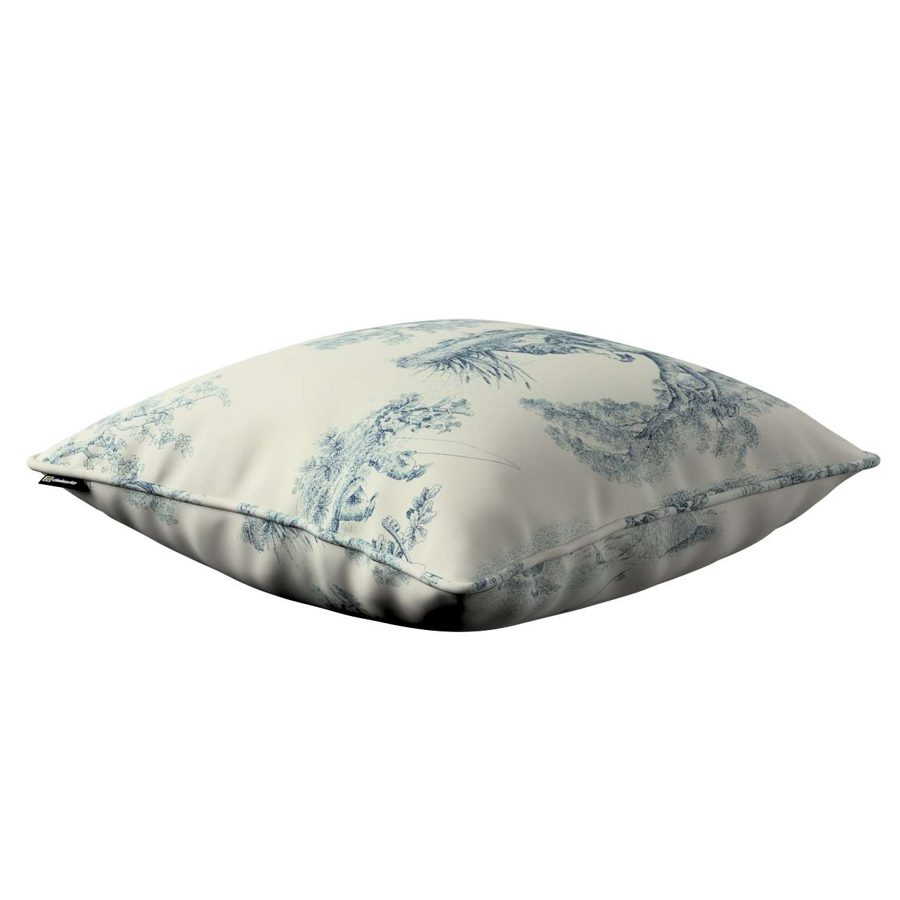Poszewka Gabi na poduszkę 45 x 45 cm w kolekcji Avinon, tkanina: 132-66