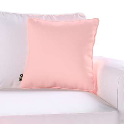 Lola piped cushion cover in collection Happiness, fabric: 133-39
