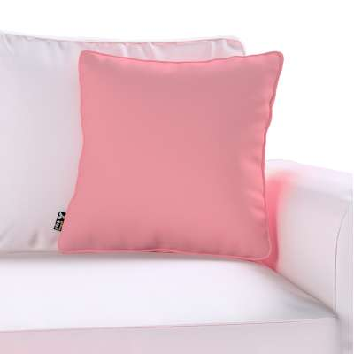 Lola piped cushion cover in collection Happiness, fabric: 133-62