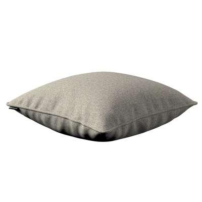 Poszewka Gabi na poduszkę 161-23 szaro-beżowy melanż Kolekcja Madrid