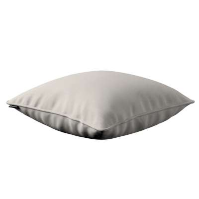 Lola piped cushion cover 159-07 grey Collection Nature