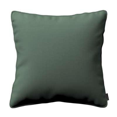 Lola dekoratyvinės pagalvėlės užvalkalas 159-08 žalias Kolekcija Nature -100% linas