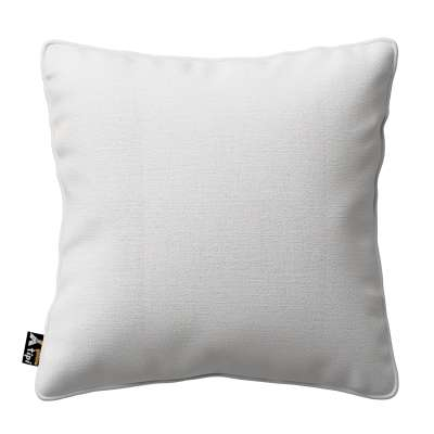 Lola dekoratyvinės pagalvėlės užvalkalas 392-04 baltas Kolekcija Nature -100% linas