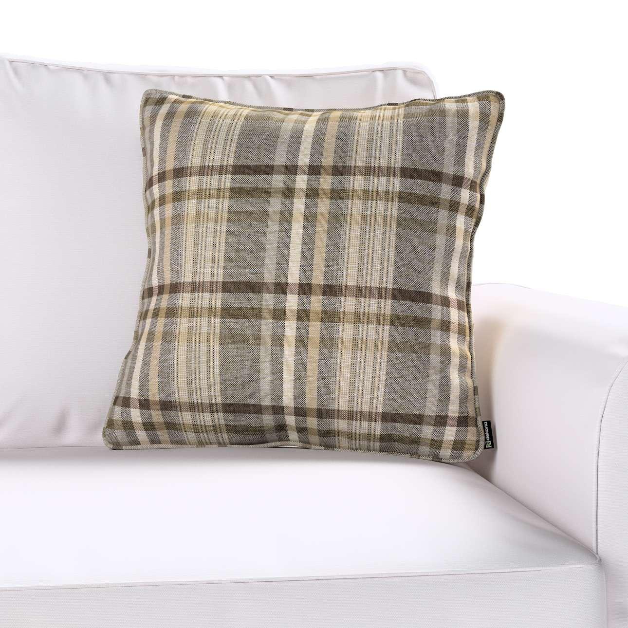 Poszewka Gabi na poduszkę w kolekcji Edinburgh, tkanina: 703-17
