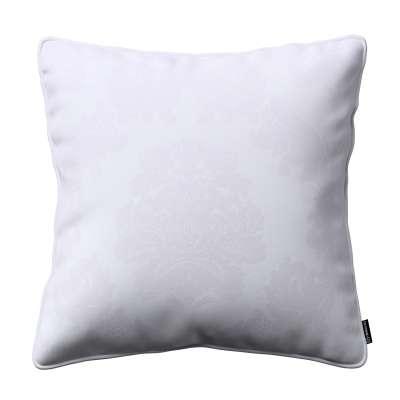 Poszewka Gabi na poduszkę 613-00 biały Kolekcja Damasco
