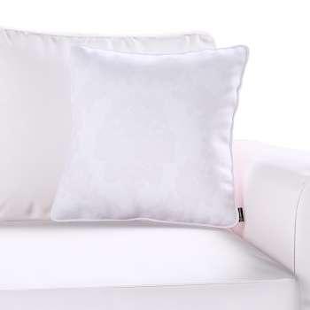 Poszewka Gabi na poduszkę 45 x 45 cm w kolekcji Damasco, tkanina: 613-00
