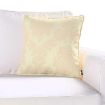 Poszewka Gabi na poduszkę 45 x 45 cm w kolekcji Damasco, tkanina: 613-01