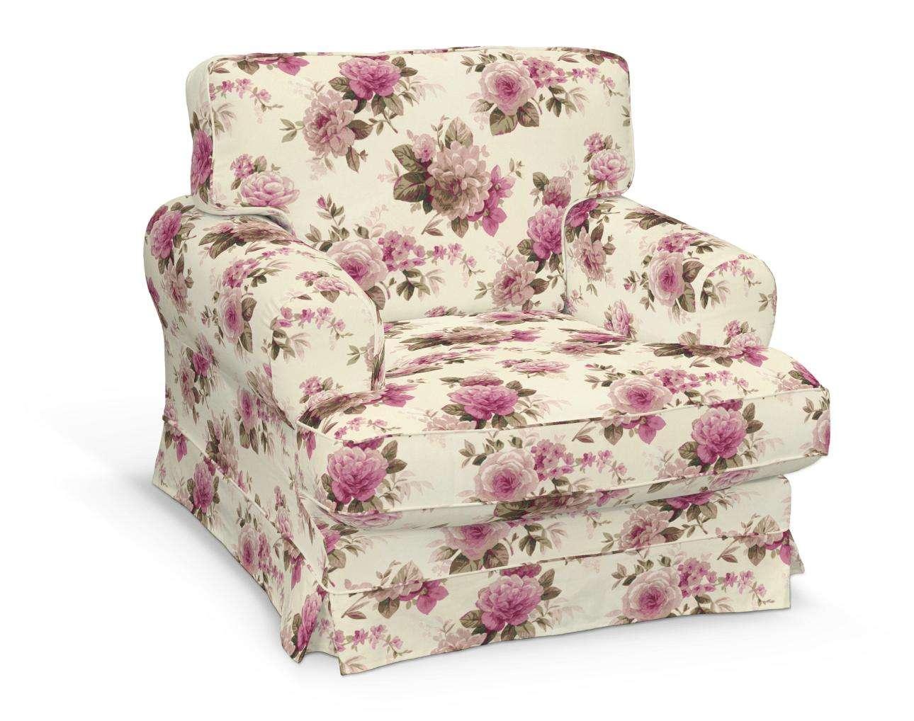 Pokrowiec na fotel Ekeskog Fotel Ekeskog w kolekcji Mirella, tkanina: 141-07