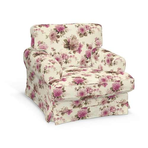 Ekeskog Sesselbezug, beige- rosa, Ekeskog Sessel, Mirella