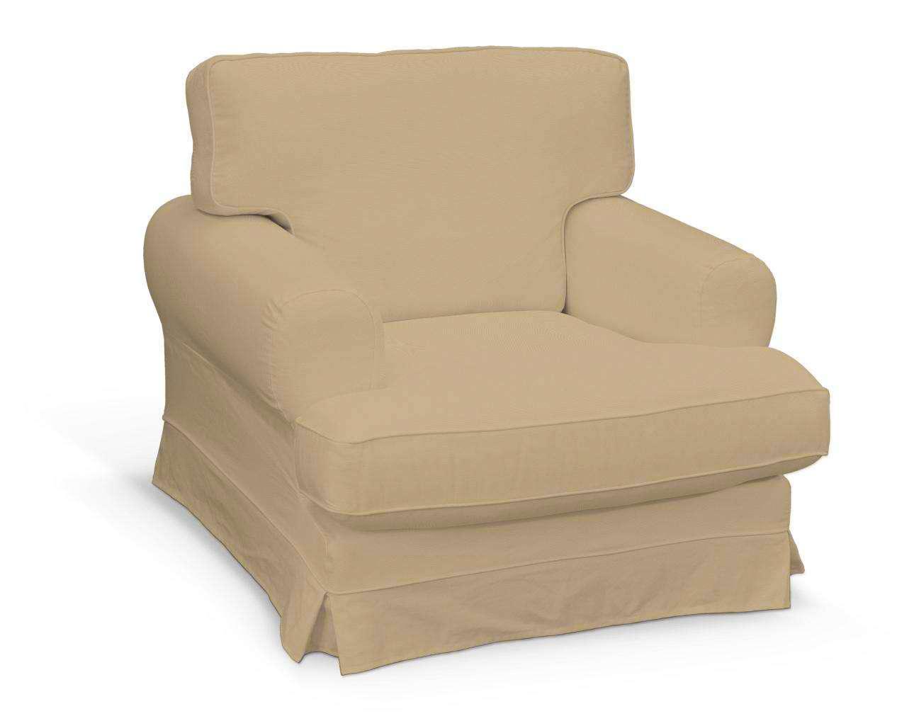 Ekeskog  fotelhuzat a kollekcióból Cotton Panama Bútorszövet, Dekoranyag: 702-01