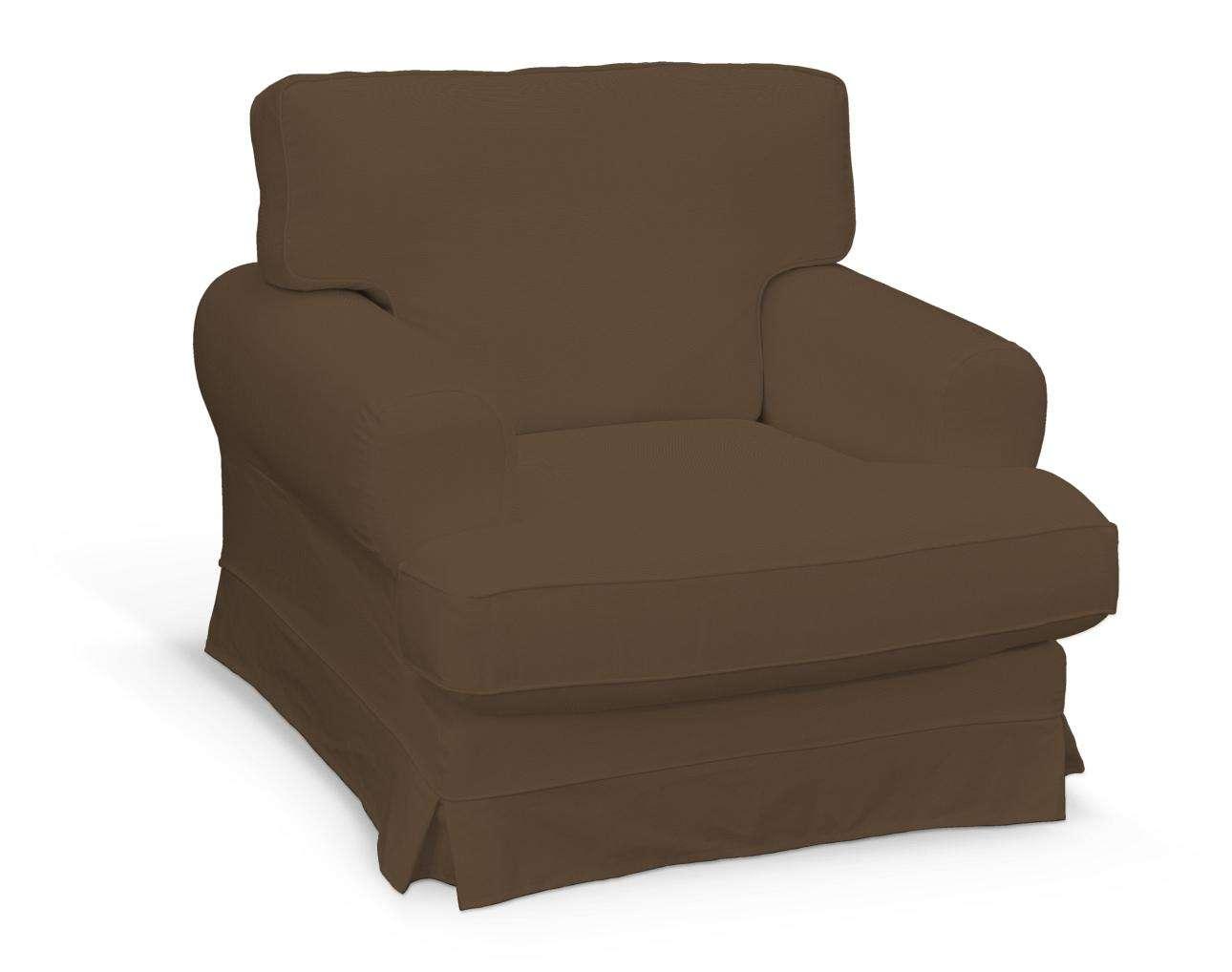 Ekeskog  Sesselbezug Ekeskog Sessel von der Kollektion Cotton Panama, Stoff: 702-02