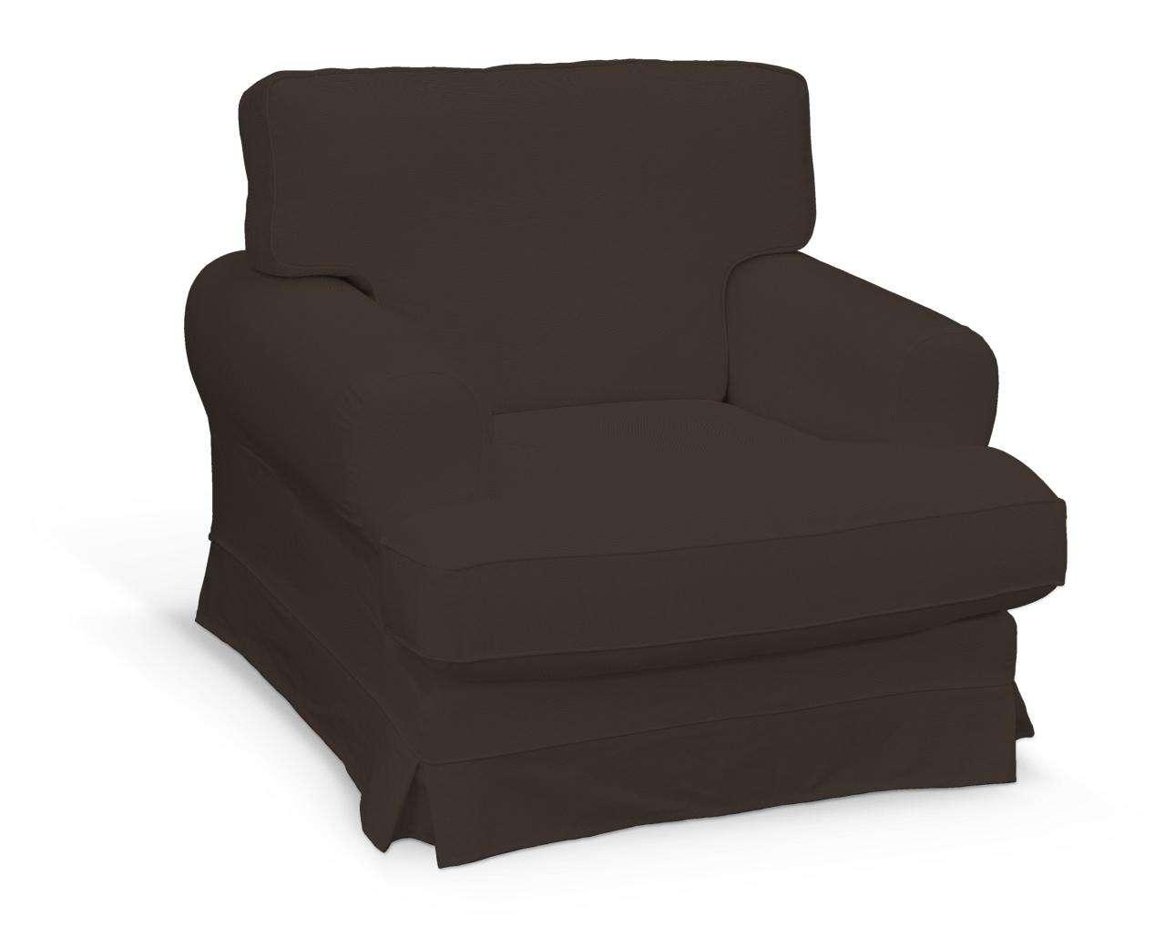 Bezug für Ekeskog Sessel von der Kollektion Cotton Panama, Stoff: 702-03