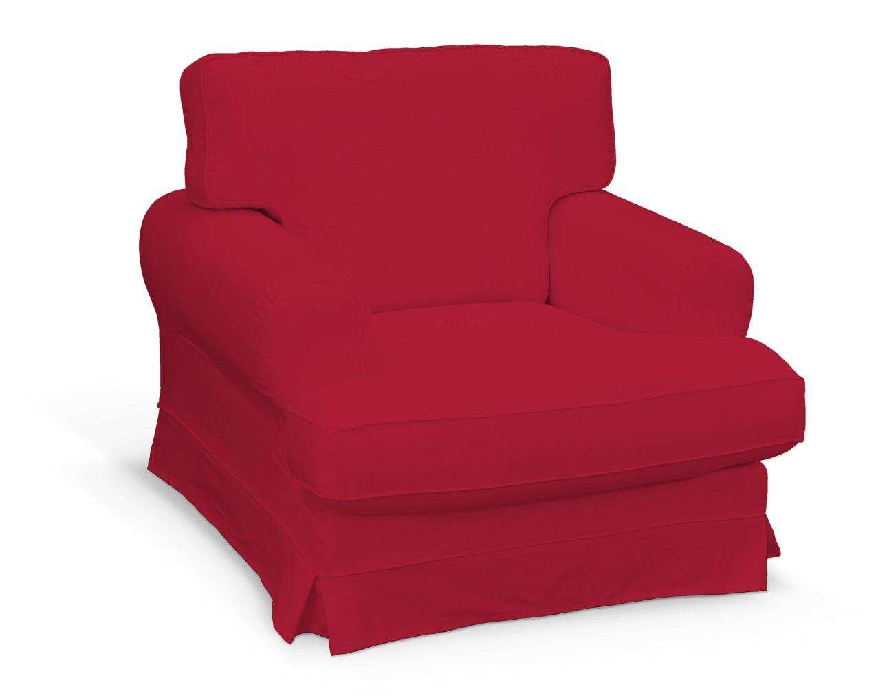 Ekeskog Sesselbezug von der Kollektion Cotton Panama, Stoff: 702-04