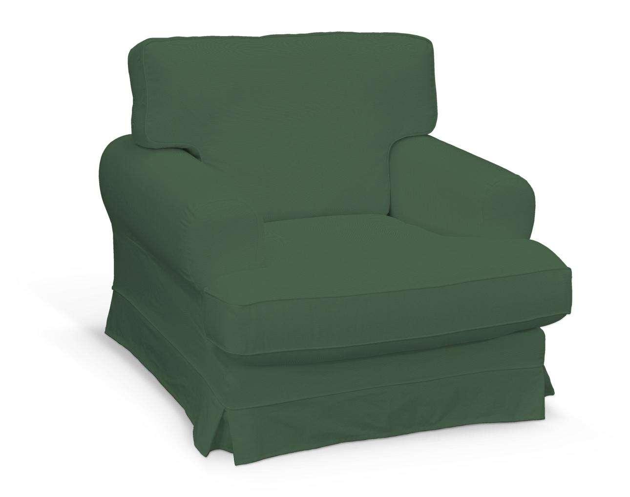 Ekeskog Sesselbezug, waldgrün, Ekeskog Sessel, Cotton Panama