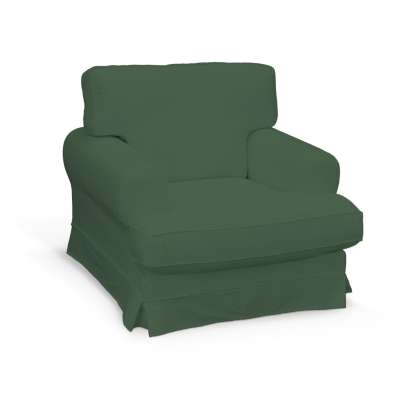 Ekeskog armchair cover 702-06 dark green Collection Panama Cotton