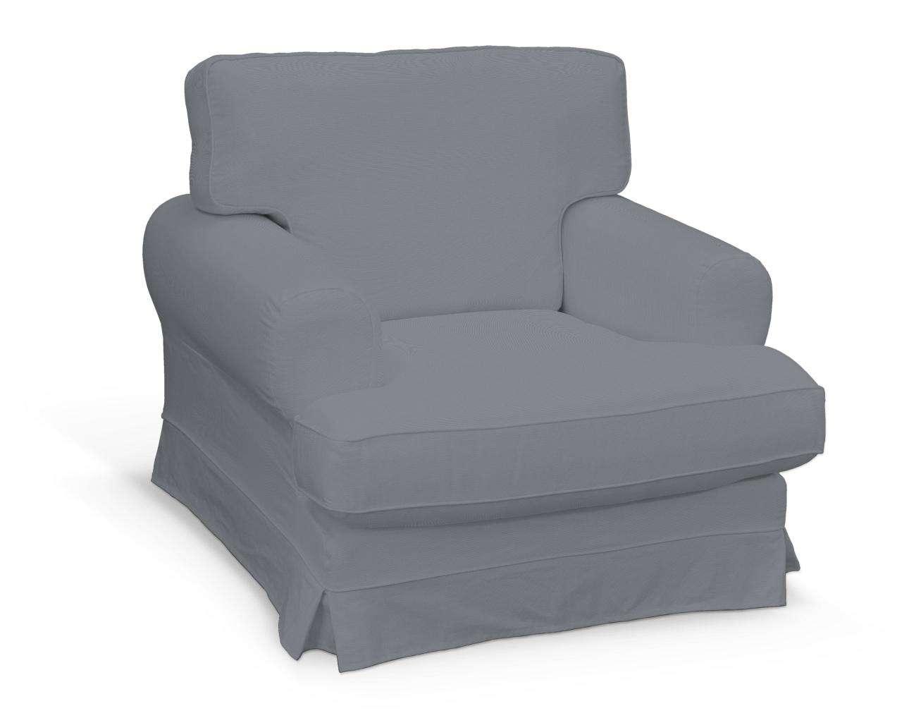 Pokrowiec na fotel Ekeskog Fotel Ekeskog w kolekcji Cotton Panama, tkanina: 702-07