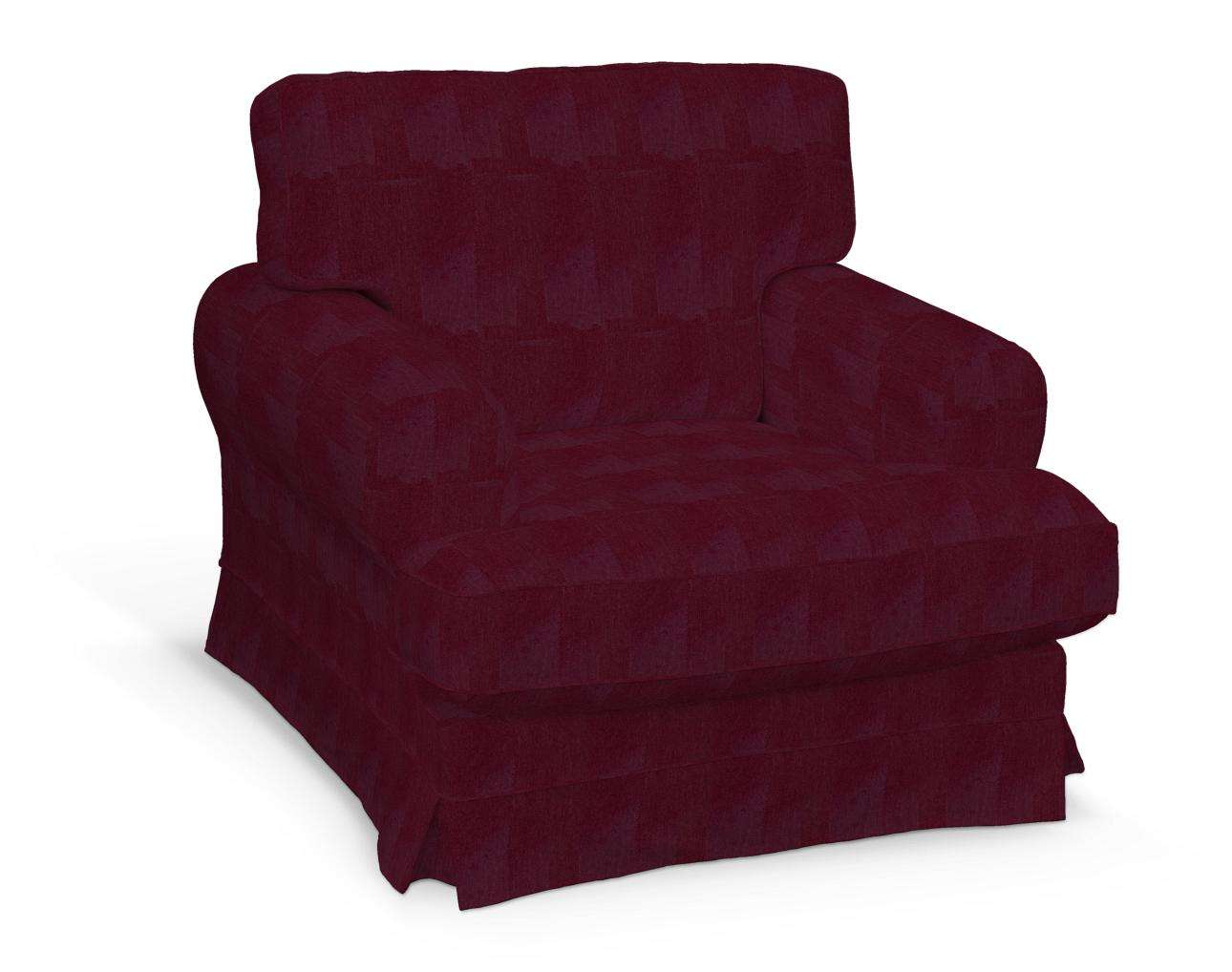 Pokrowiec na fotel Ekeskog Fotel Ekeskog w kolekcji Chenille, tkanina: 702-19