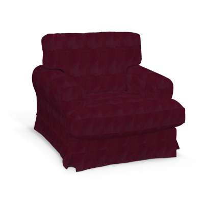 Pokrowiec na fotel Ekeskog w kolekcji Chenille, tkanina: 702-19