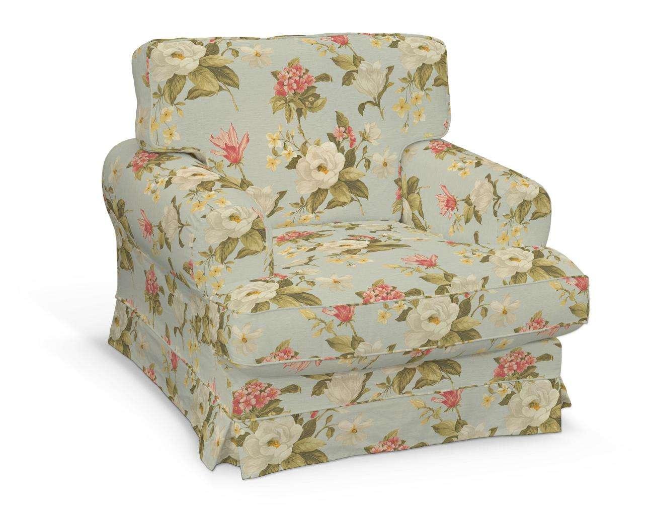 Pokrowiec na fotel Ekeskog Fotel Ekeskog w kolekcji Londres, tkanina: 123-65