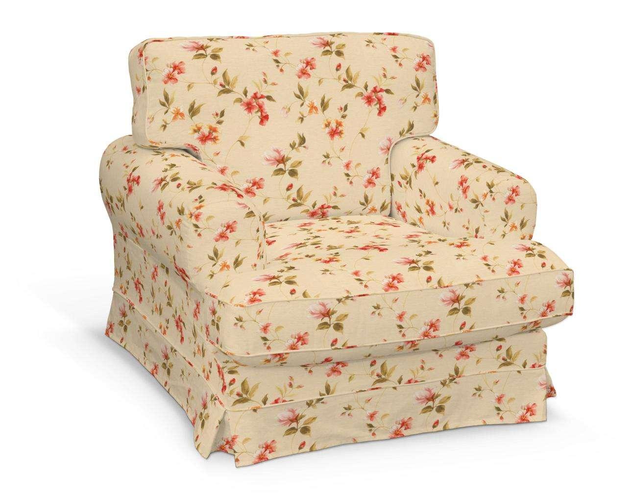 Pokrowiec na fotel Ekeskog w kolekcji Londres, tkanina: 124-05