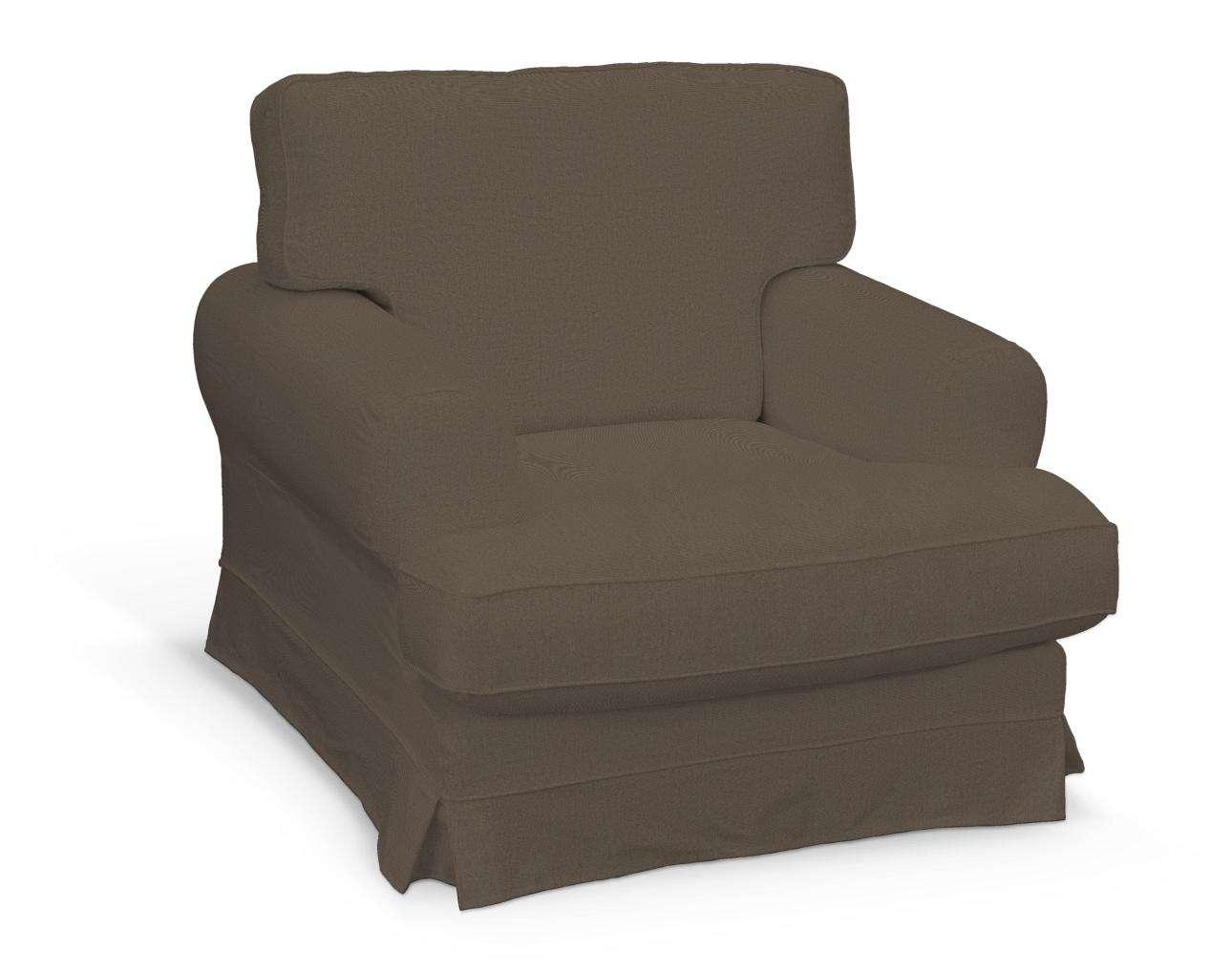 Pokrowiec na fotel Ekeskog w kolekcji Etna , tkanina: 705-08