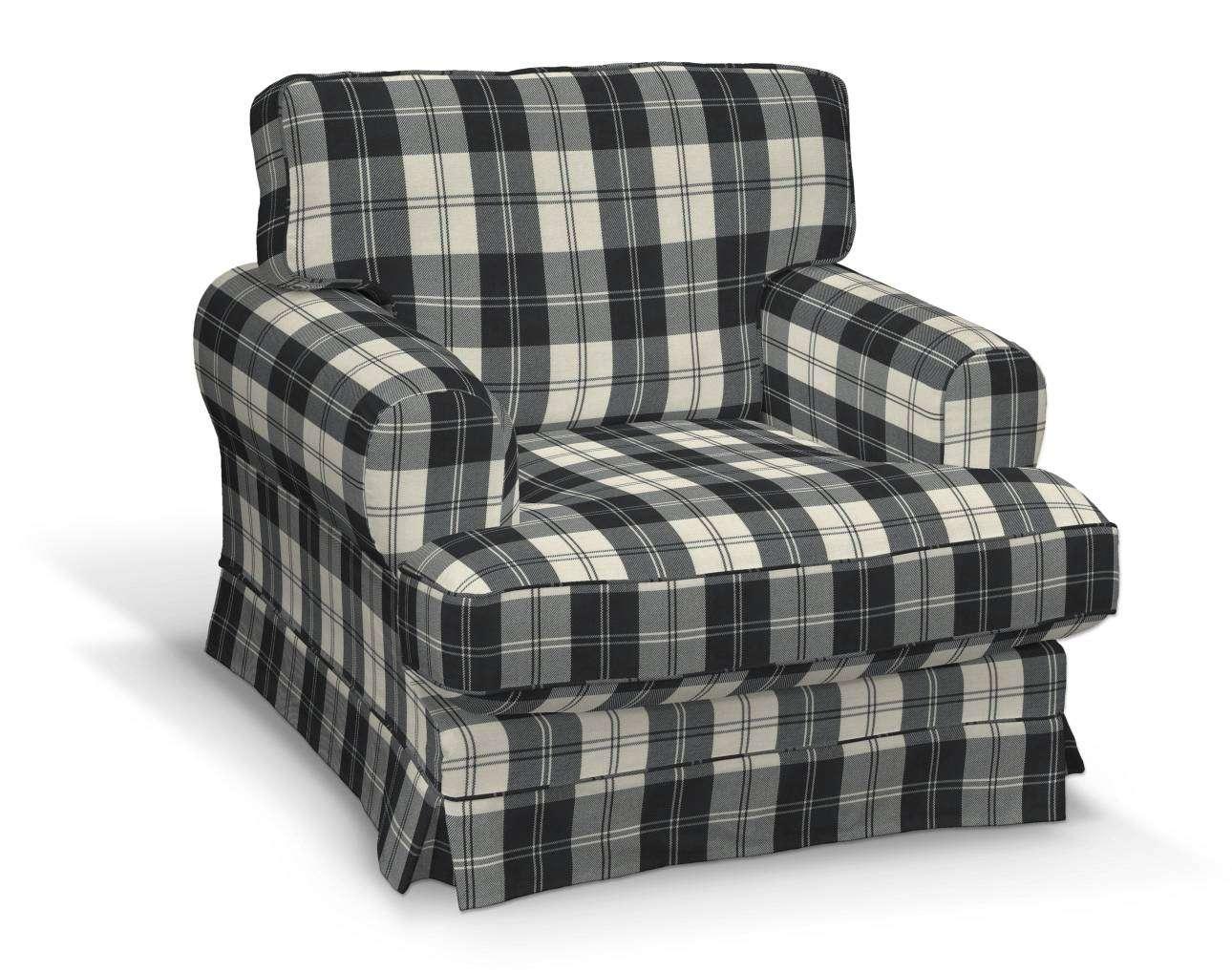 Pokrowiec na fotel Ekeskog Fotel Ekeskog w kolekcji Edinburgh, tkanina: 115-74