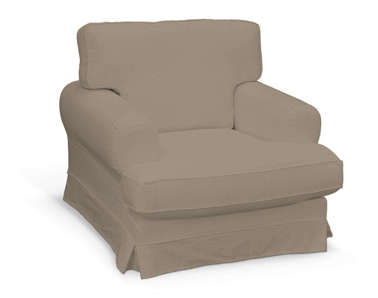 Bezug für Ekeskog Sessel von der Kollektion Cotton Panama, Stoff: 702-28