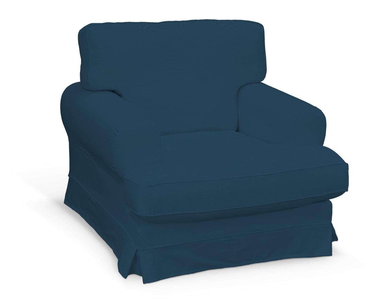 Bezug für Ekeskog Sessel von der Kollektion Cotton Panama, Stoff: 702-30