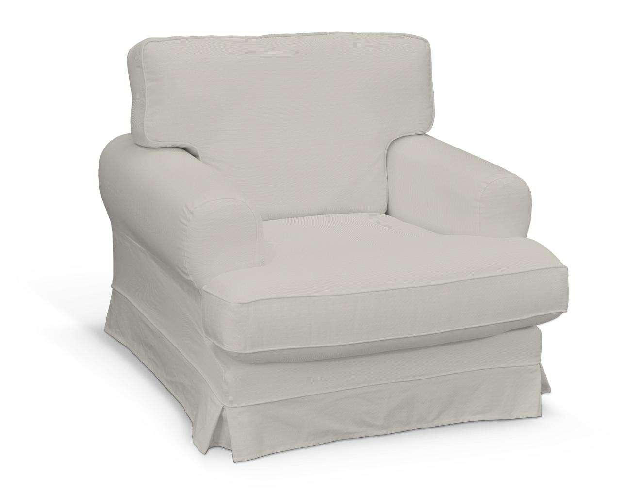Pokrowiec na fotel Ekeskog Fotel Ekeskog w kolekcji Cotton Panama, tkanina: 702-31