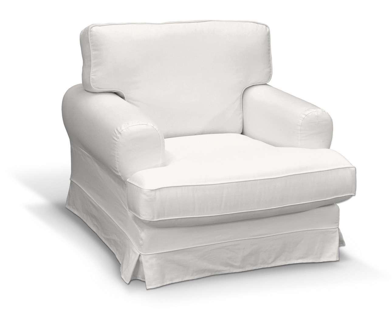 Bezug für Ekeskog Sessel von der Kollektion Cotton Panama, Stoff: 702-34