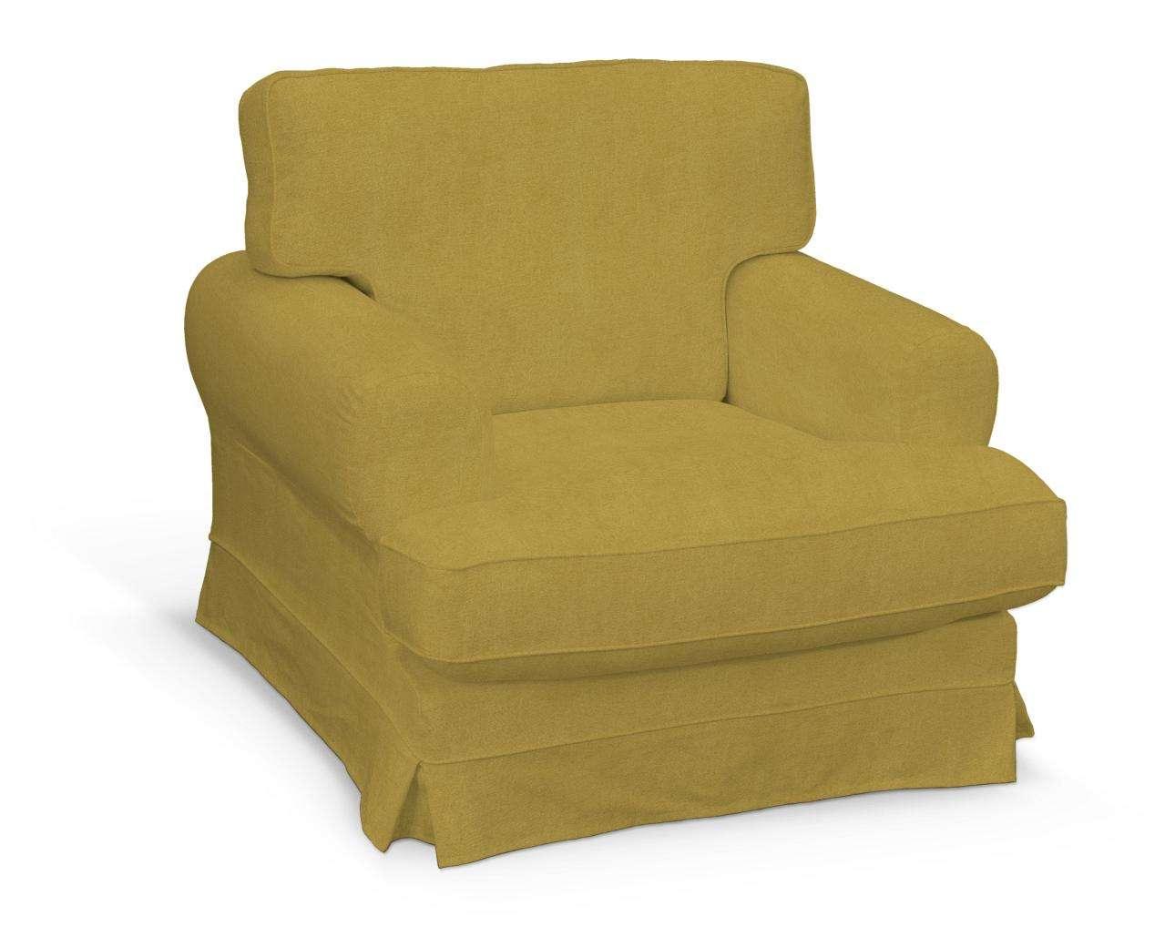 Pokrowiec na fotel Ekeskog w kolekcji Etna, tkanina: 705-04