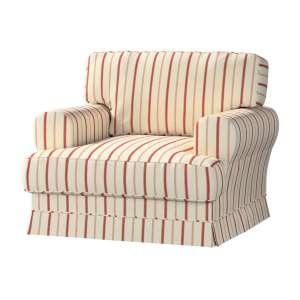 Pokrowiec na fotel Ekeskog Fotel Ekeskog w kolekcji Avinon, tkanina: 129-15