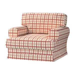 Pokrowiec na fotel Ekeskog Fotel Ekeskog w kolekcji Avinon, tkanina: 131-15