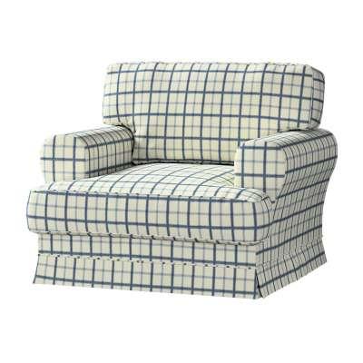 Pokrowiec na fotel Ekeskog w kolekcji Avinon, tkanina: 131-66
