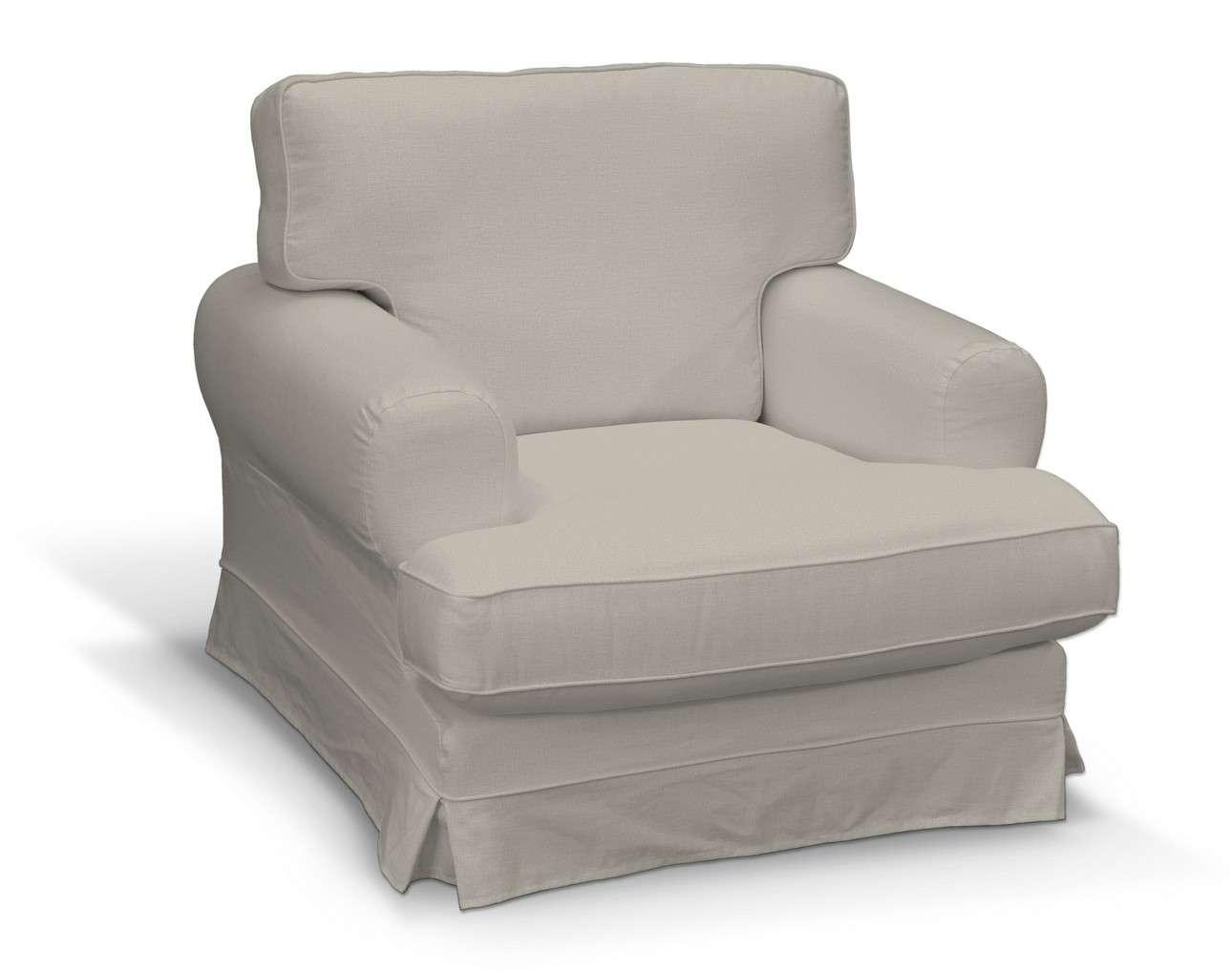 Pokrowiec na fotel Ekeskog w kolekcji Ingrid, tkanina: 705-40