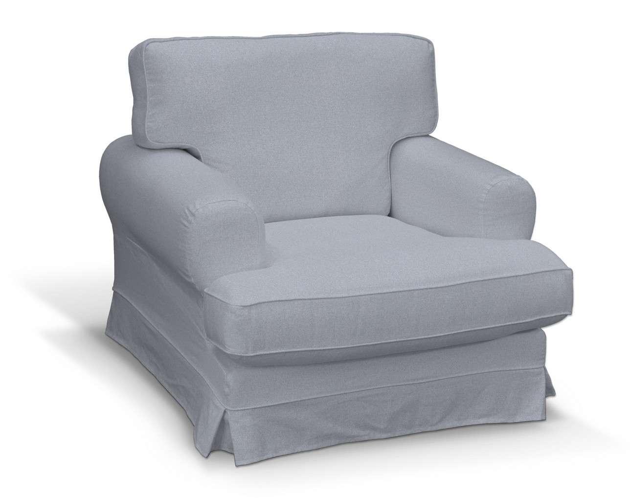 Pokrowiec na fotel Ekeskog w kolekcji Amsterdam, tkanina: 704-46