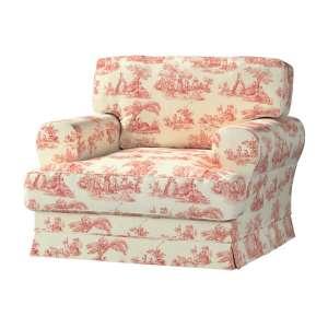 Pokrowiec na fotel Ekeskog Fotel Ekeskog w kolekcji Avinon, tkanina: 132-15