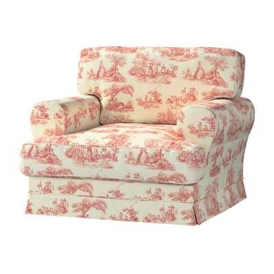Pokrowiec na fotel Ekeskog w kolekcji Avinon, tkanina: 132-15