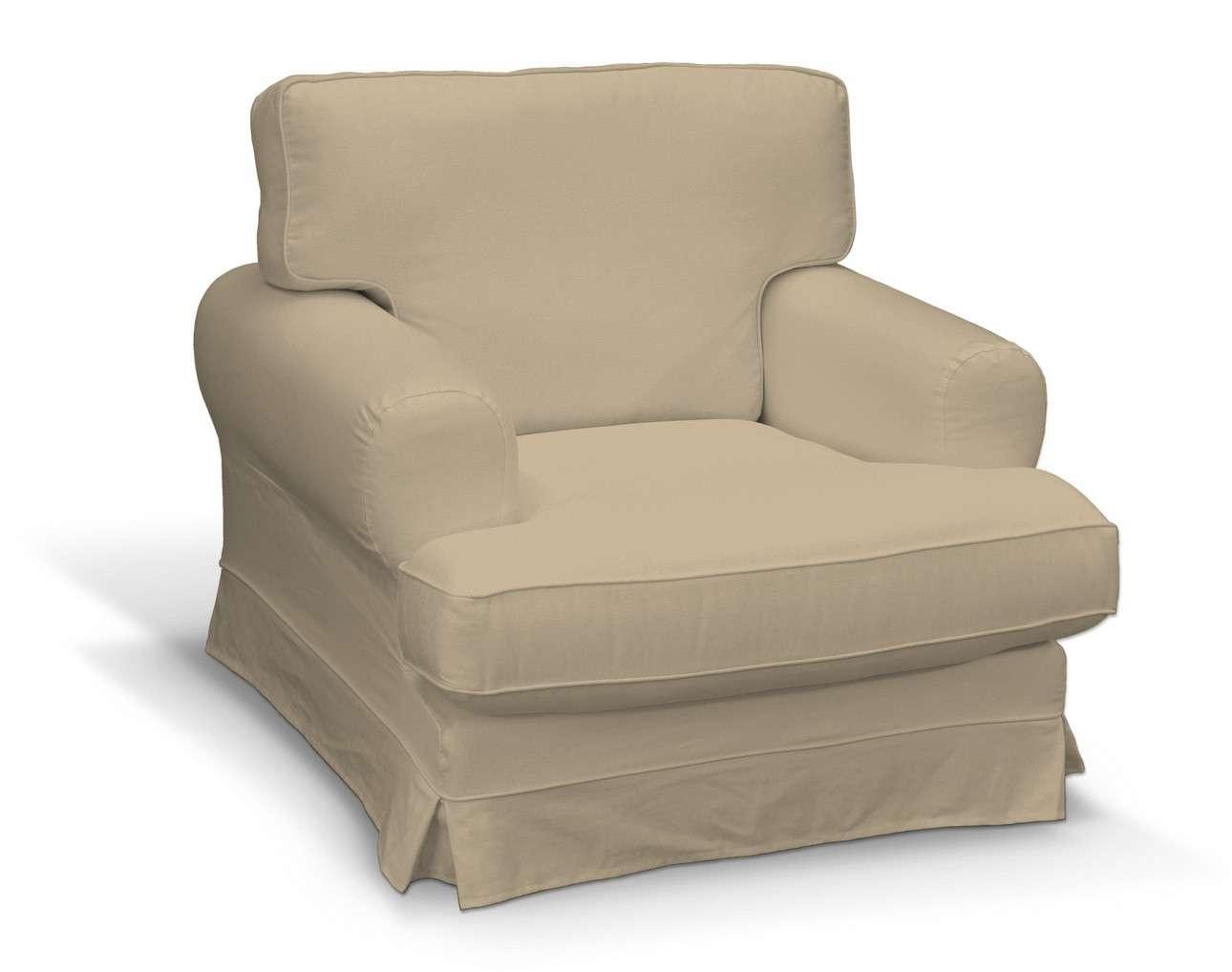 Pokrowiec na fotel Ekeskog w kolekcji Living II, tkanina: 160-82