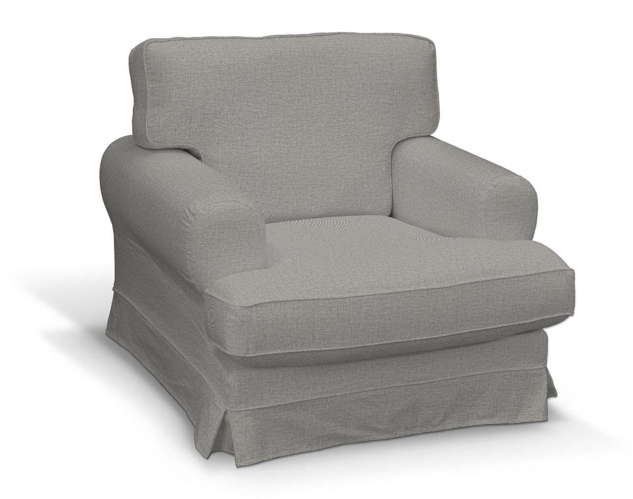 Pokrowiec na fotel Ekeskog w kolekcji Living II, tkanina: 160-89