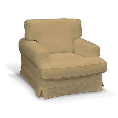 Pokrowiec na fotel Ekeskog w kolekcji Living, tkanina: 160-93