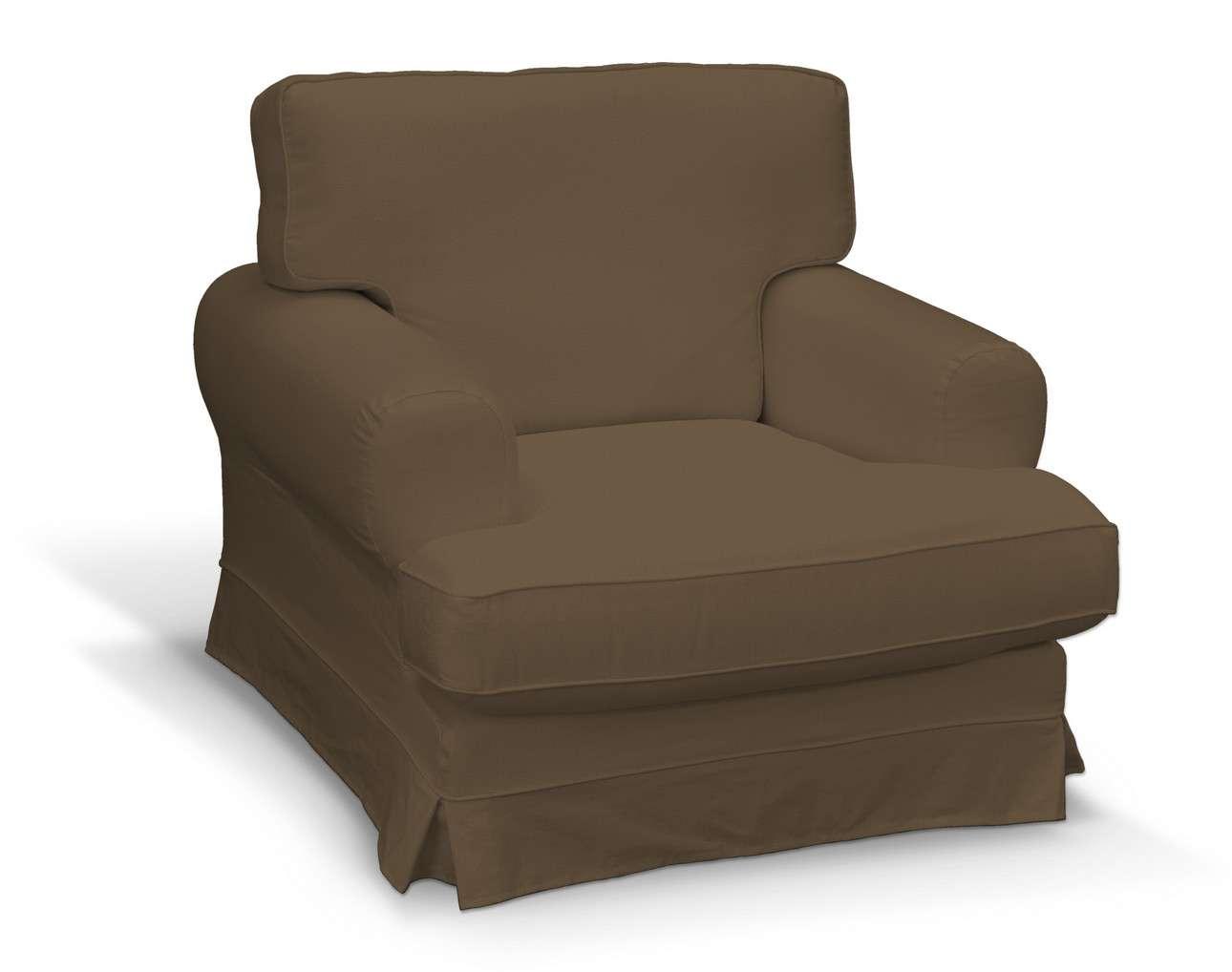 Pokrowiec na fotel Ekeskog w kolekcji Living II, tkanina: 160-94