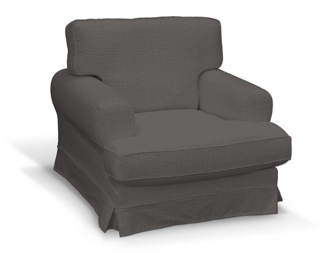 Pokrowiec na fotel Ekeskog w kolekcji Living II, tkanina: 161-16
