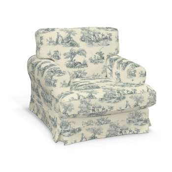 Pokrowiec na fotel Ekeskog Fotel Ekeskog w kolekcji Avinon, tkanina: 132-66