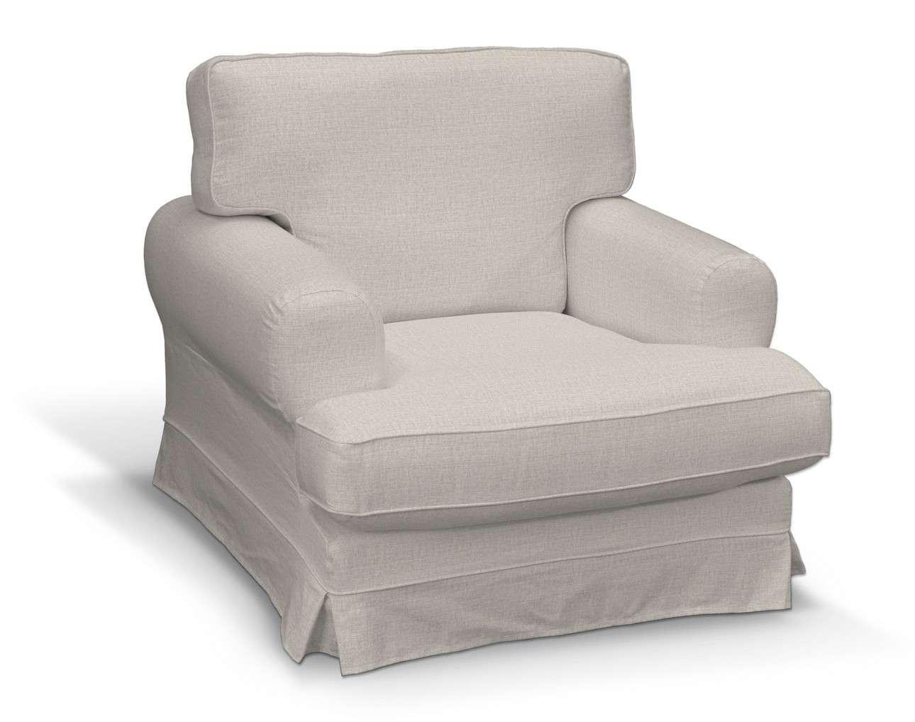 Pokrowiec na fotel Ekeskog w kolekcji Living II, tkanina: 161-00