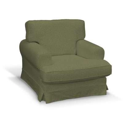Pokrowiec na fotel Ekeskog w kolekcji Madrid, tkanina: 161-22