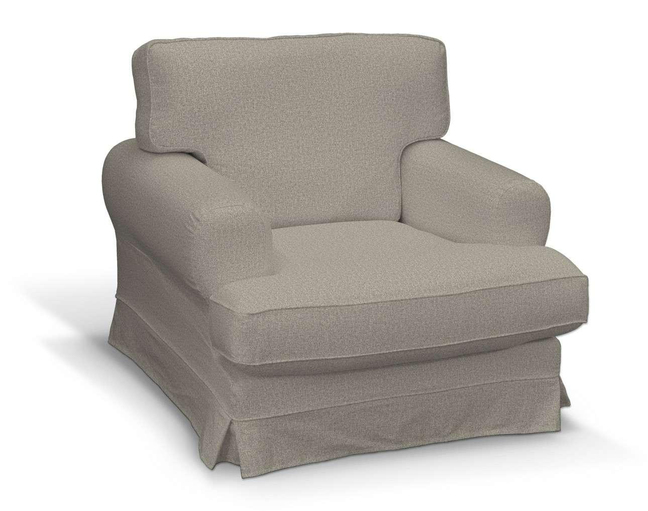 Pokrowiec na fotel Ekeskog w kolekcji Madrid, tkanina: 161-23